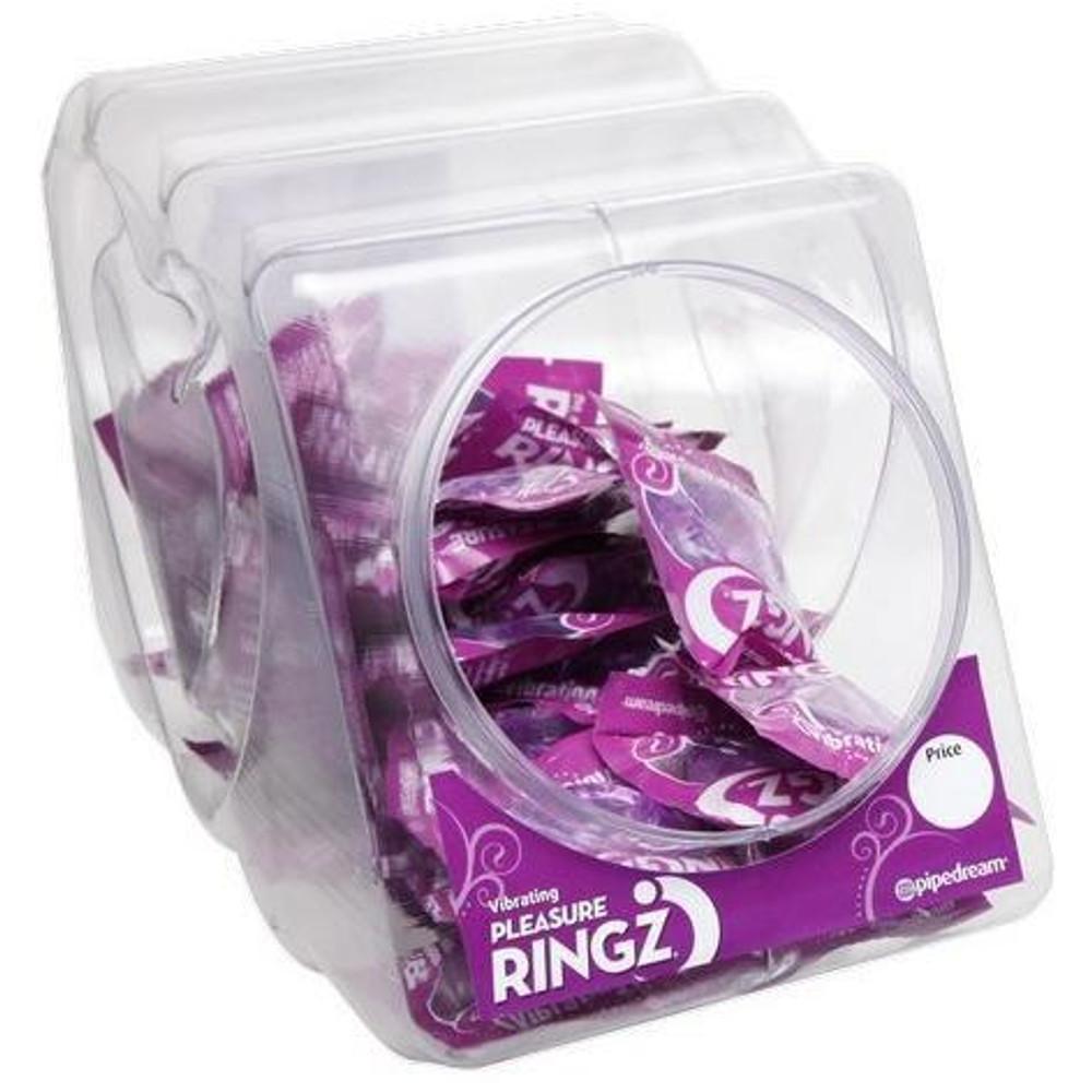 Vibrating Pleasure Ring
