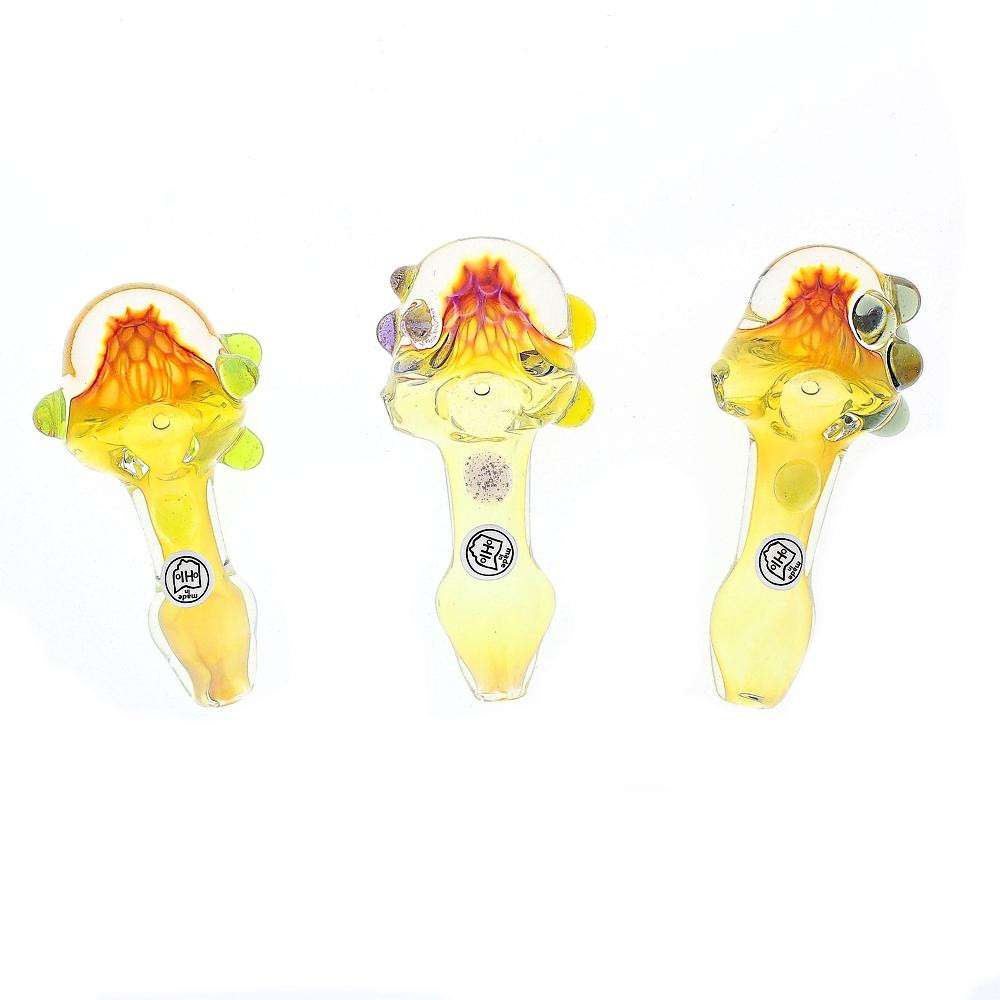Ohio Made Fumed Honeycomb Pipe