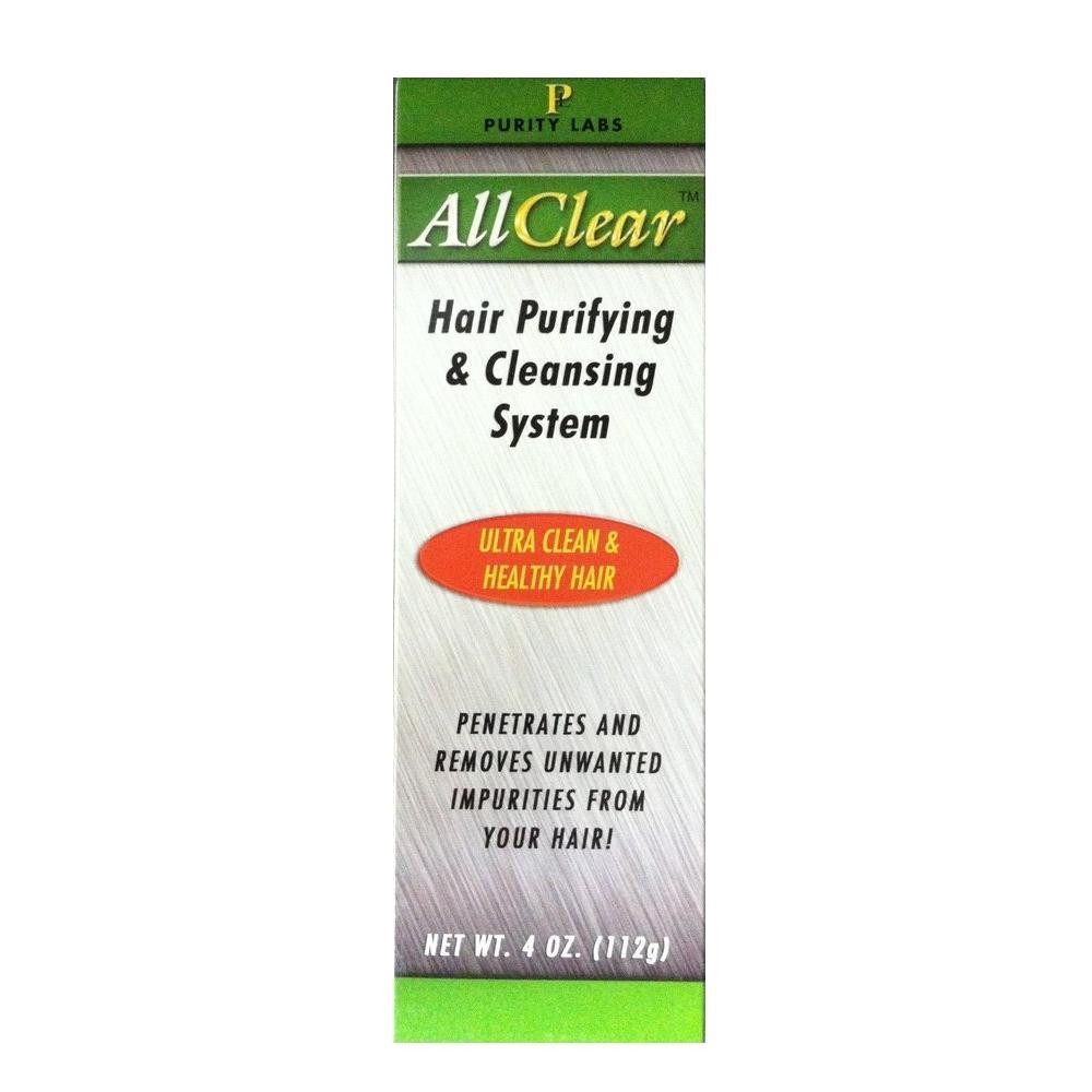 All Clear Shampoo