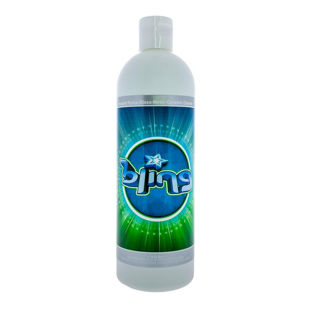 Bling Glass Cleaner 16 oz, Original Formula
