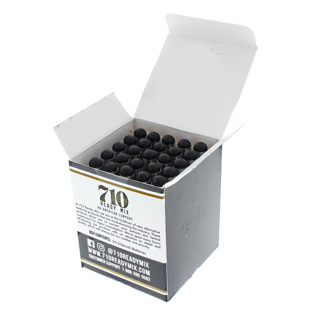 710 Ready Mix 510 Slim Battery box