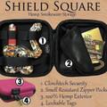 Randy's Hemp Shield 6x6 Black
