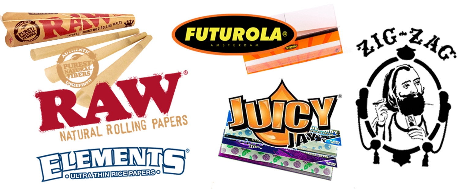 What are the Different Types of Rolling Papers and Brands
