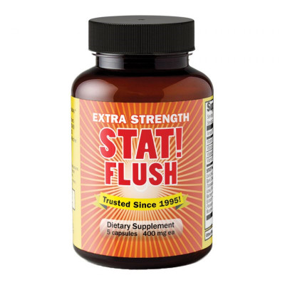 STAT Flush Extra Strength Cleansing Capsules