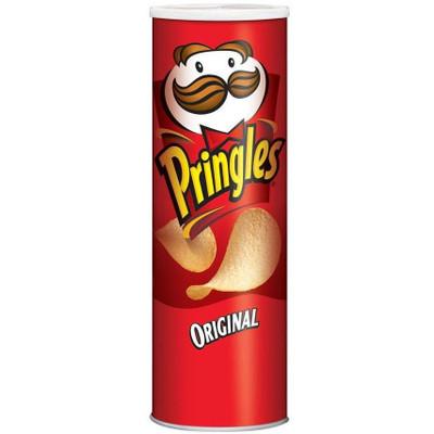 Pringles Can Safe