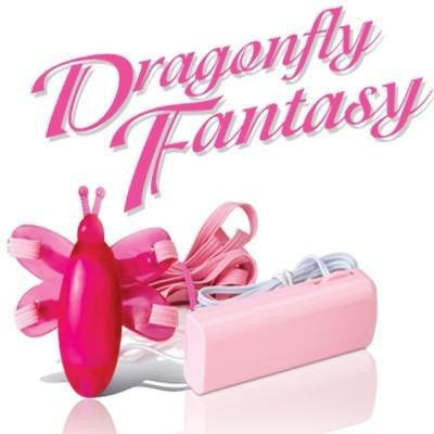 Erotic Garden Dragonfly
