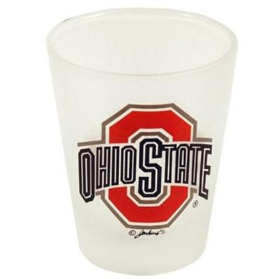 OSU Frosted Shotglass