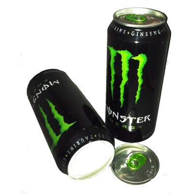 Monster Can Safe