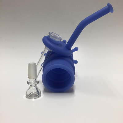 NoGoo Oil Barrel Waterpipe