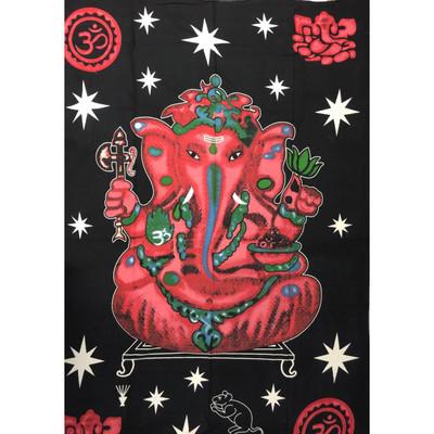 Ganesha Tapestry 1