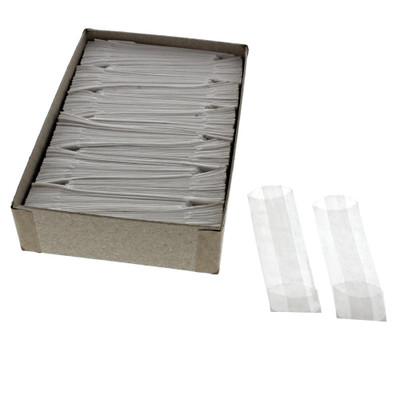 Wax Bags 27mm wide x 74mm long 600ct