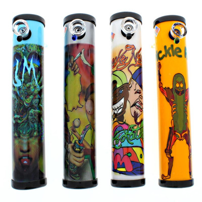 "Acrylic Steamroller 10"", Assorted Designs"
