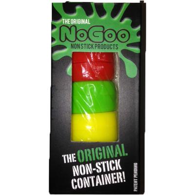 NoGoo Non-Stick Containers