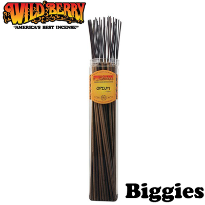 Wild Berry Biggies Incense Sticks 50ct