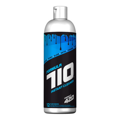 Profile view of Formula 710 Instant Cleaner, 12oz.