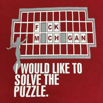 Solve The Puzzle OSU T-Shirt