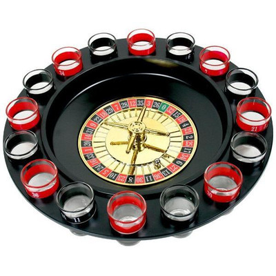 Drinking Roulette party games