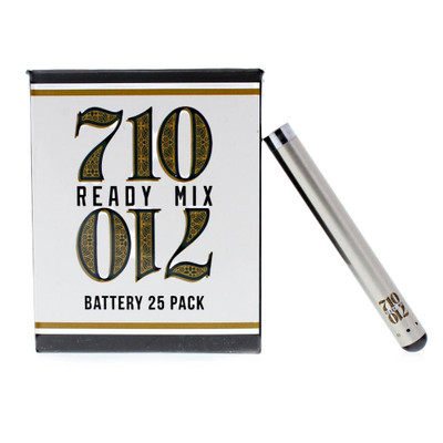 710 Ready Mix 510 Slim Battery