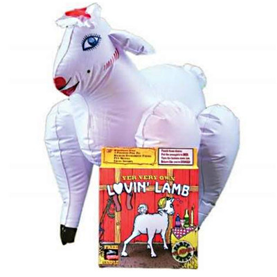 Lovin' Lamb Inflatable Sheep