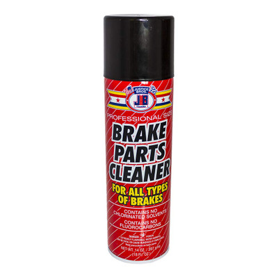 Brake Cleaner Can Safe