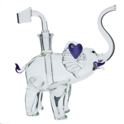 Elephant Rig with Heart