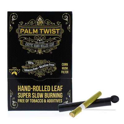 Palm Twist - Slim With Storage Tube
