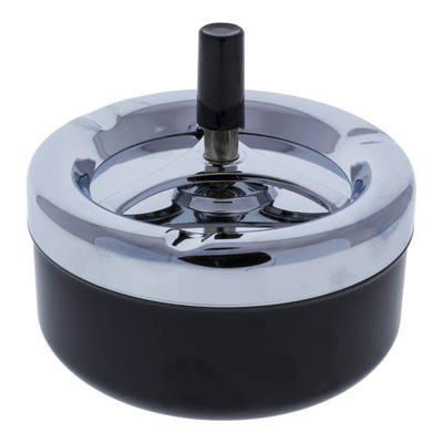 Spinning Smokeless Ashtray