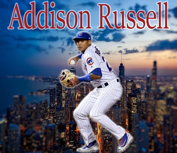 Player Spotlight: ADDISON RUSSELL