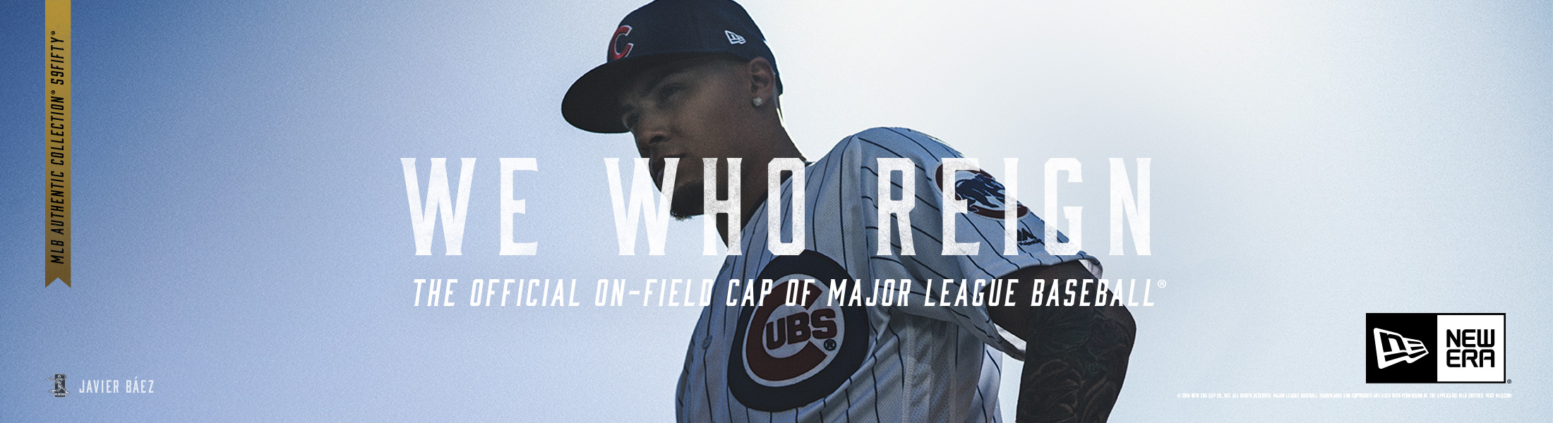 Chicago Cubs 2018 Caps by New Era
