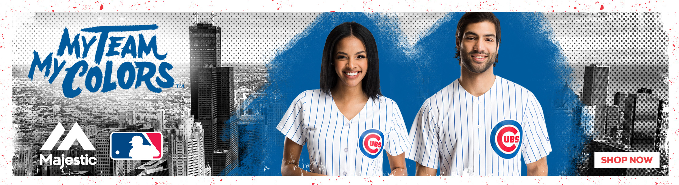 Chicago Cubs Jerseys at SportsWorldChicago.com