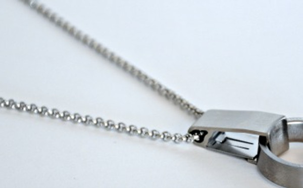 """Rollo Chain with RingSafe.  Select from 19.5"""" or 24"""" Sizes. Ring and RingSafe not included with purchase of chain."""