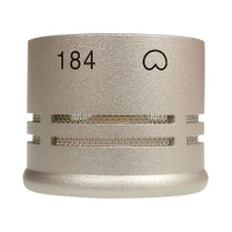 Neumann KK184 - Cardioid Capsule for KM Series Digital Microphone (Nickel)