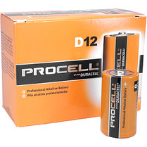 Duracell D Cell Procell Battery (Box of 12)