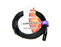 Audio Technica AT8314 Premium XLR Microphone Cable - 50 ft.
