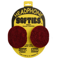 Garfield Headphone Softies (Red) Sony 7506