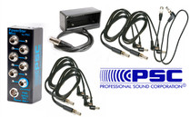 PSC  Bds System Package W/ Powerstar Mini, Np Cup, 4 Dual & 1 Hirose Cables