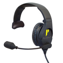 Tempest / Pliant PHS-SB100-4F Single Ear SmartBoom PRO Headset with Dynamic Mic