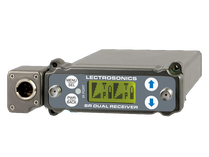 Lectrosonics SRC5p Wideband Dual Channel Slot Receiver C1 (614.400 - 691.175 MHz Blocks 24, 25 and 26)