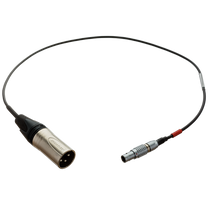 Timecode Systems General T/C OUT to XLR Cable(Lemo5 to XLRM) (TCB-18)