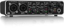 Behringer U-PHORIA UMC204HD USB Audio/MIDI Interface