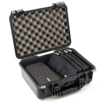 DPA d:vote™ CORE 4099 TOURING KIT FOR ROCK WITH 4 INSTRUMENT MICROPHONES AND ACCESSORIES (KIT-4099-DC-4R)