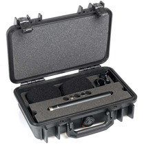 DPA d:dicate™ ST4006A STEREO PAIR WITH TWO 4006A, CLIPS AND WINDSCREENS IN PELI™ CASE