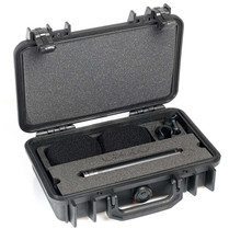 DPA d:dicate™ ST4015A STEREO PAIR WITH TWO 4015A, CLIPS AND WINDSCREENS IN PELI™ CASE