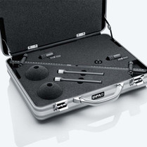 DPA d:dicate™ 3532-SP STEREO KIT WITH 4041-SP LARGE DIAPHRAGM OMNIDIRECTIONAL MICROPHONES, P48