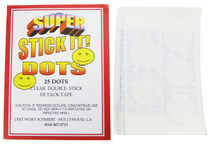 Dirt Worx Schmere Stick It! Tape Dots (25pcs)