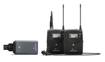 Sennheiser EW100 ENG G4 Evolution Wireless G4 Portable Wireless Combo Set with Plug-On & Bodypack Transmitters