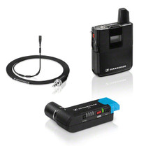 Sennheiser AVX-MKE2 Set Wireless Microphone System with MKE 2 Lavalier
