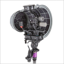 Rycote Stereo Cyclone Mid-Side Windshield Kit 15 for DPA 4018C and Ambient Emesser Microphone