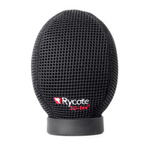Rycote 033205 5cm Super Softie Windshield - Standard Hole (19-22 mm Microphones)