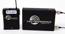 Used Lectrosonics UCR411A Receiver & LM Transmitter - Block 24